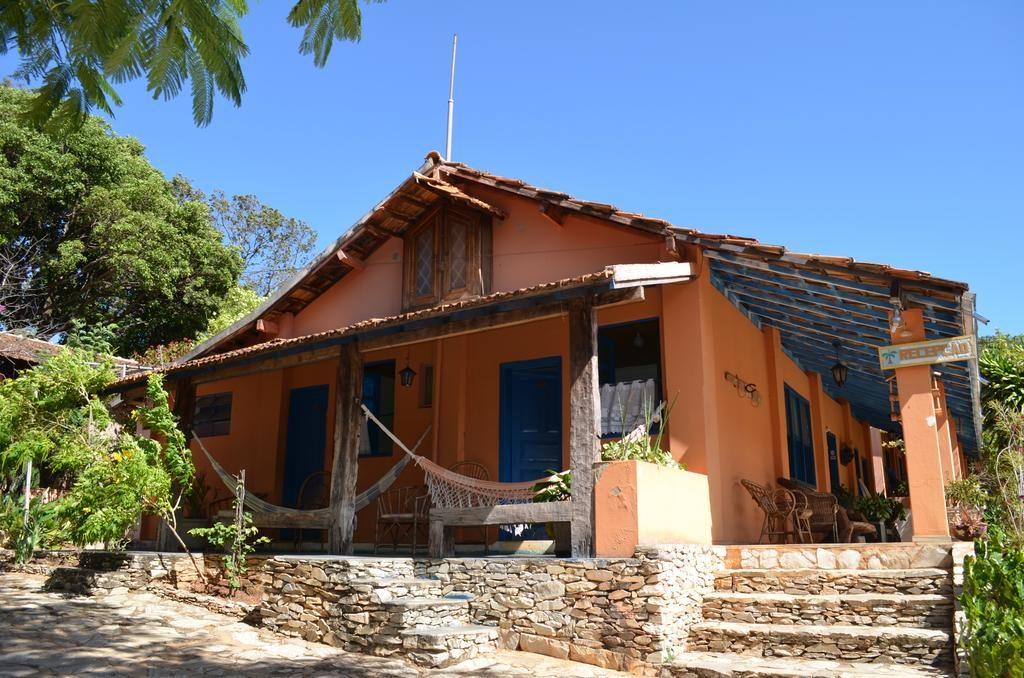 Onde ficar na Serra do Cipó - Pousada Grande Pedreira