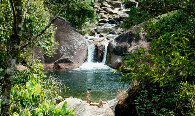 viagens de casal no Brasil