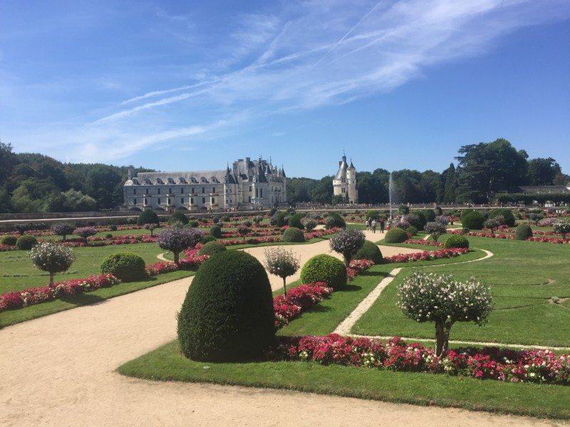 Um fim de semana nos castelos do Vale de Loire