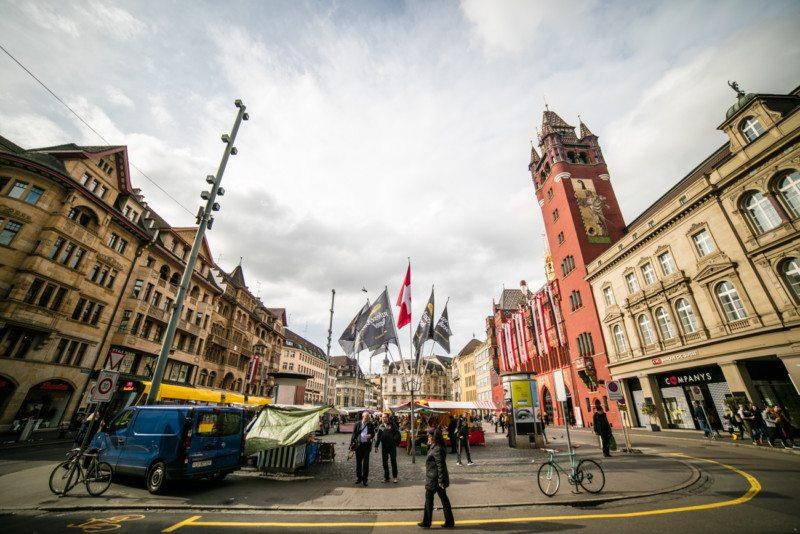 o que fazer em Basel