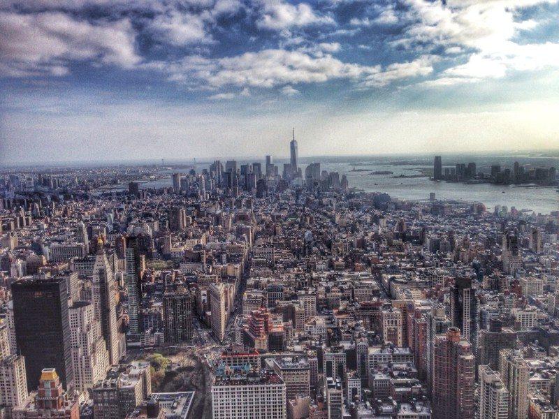 melhores vistas em nova york
