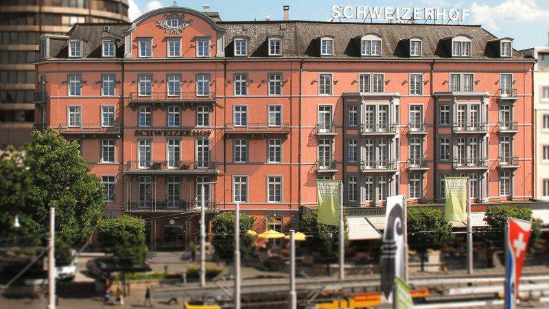 Onde ficar em Basel: Hotel Schweizerhof