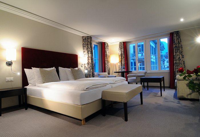 Onde ficar em Interlaken: Hotel Krebs