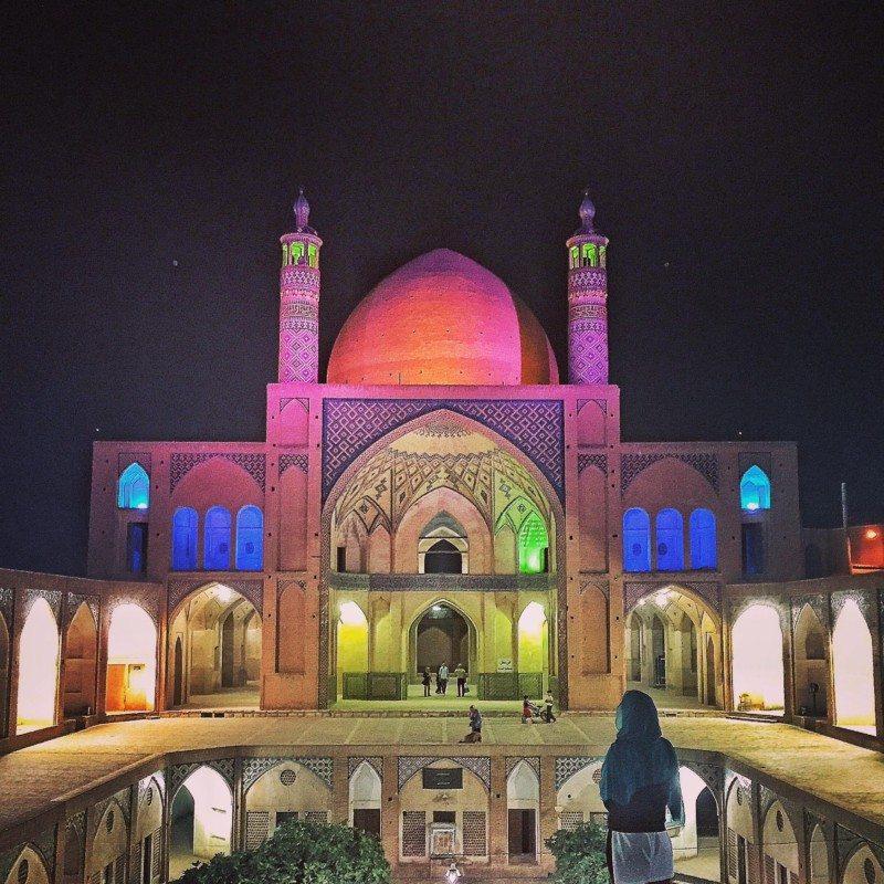 Por que viajar para o Irã