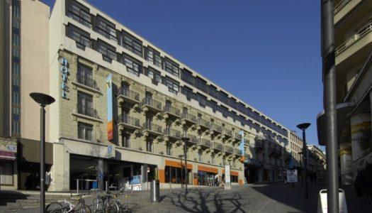 Hotel Alpha Palmiers em Lausanne – Suíça