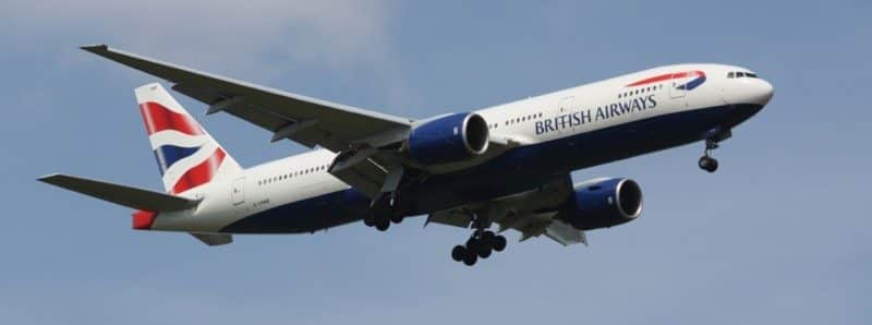 como é voar na british airways
