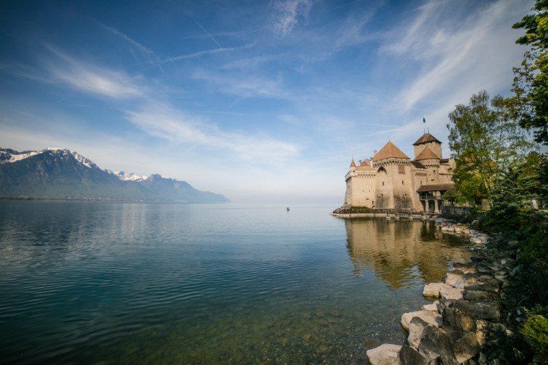 o que fazer em montreux castelo chillon foto: Diego Imai