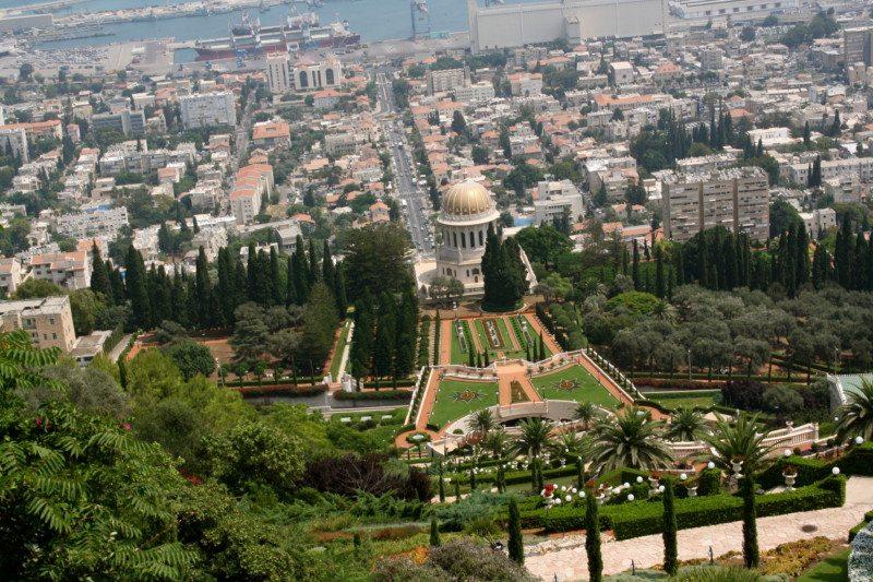 o que fazer em israel haifa