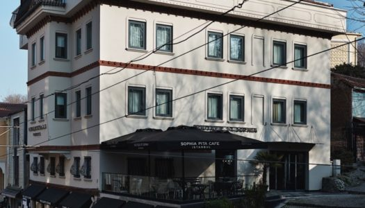 Onde ficar em Istambul: Hotel Boutique St. Sophia