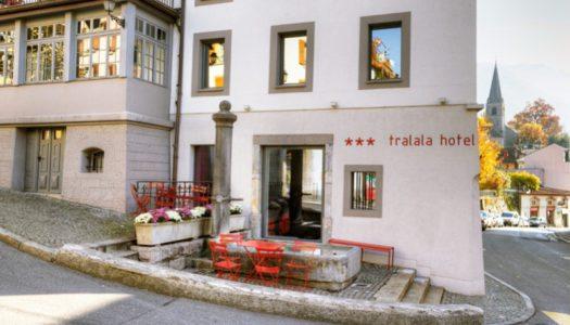 Onde ficar em Montreux: Tralala Hotel