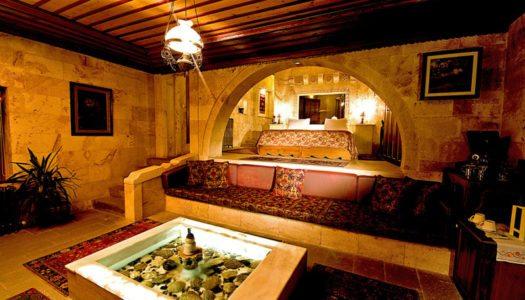 Onde ficar na Capadócia: Museum Hotel