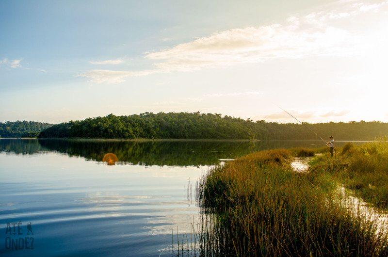 parque estadual do rio doce em minas gerais Foto: Rodrigo Belasquem