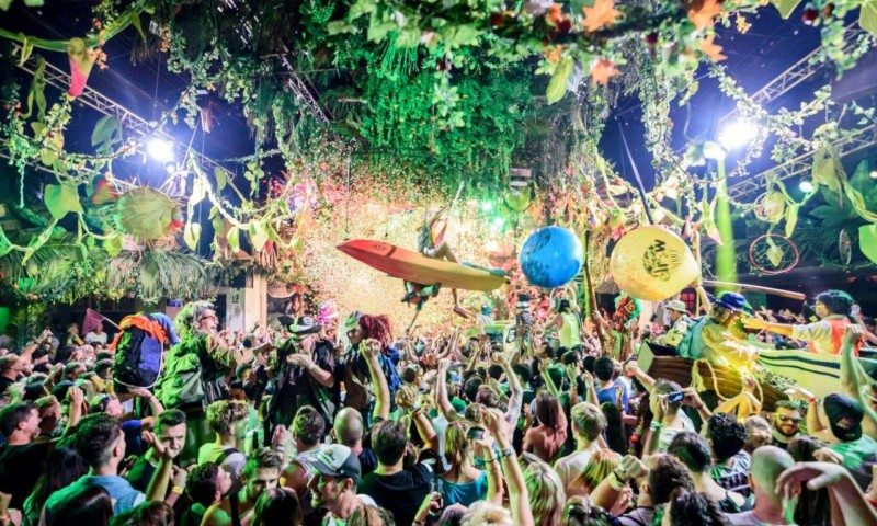 melhores festas de ibiza space