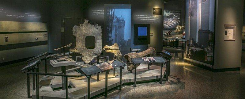 memorial e museu 11 de setembro nova york Bruno Tavares