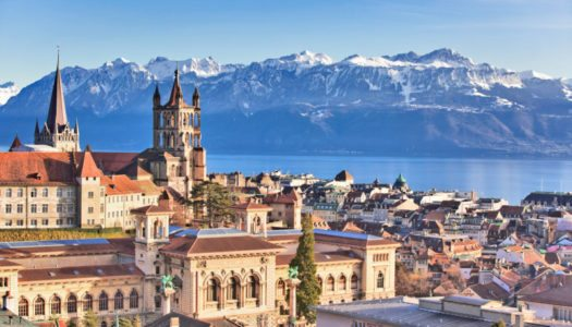 10 coisas para se fazer em Lausanne, na Suíça