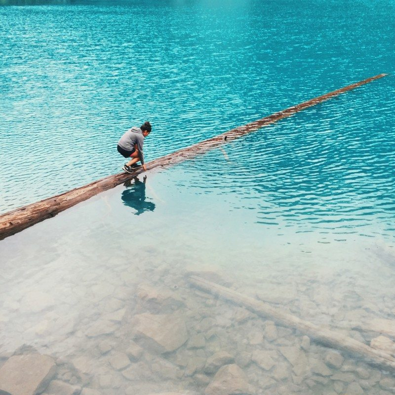 lagos no canadá Foto: Brian Baldrati