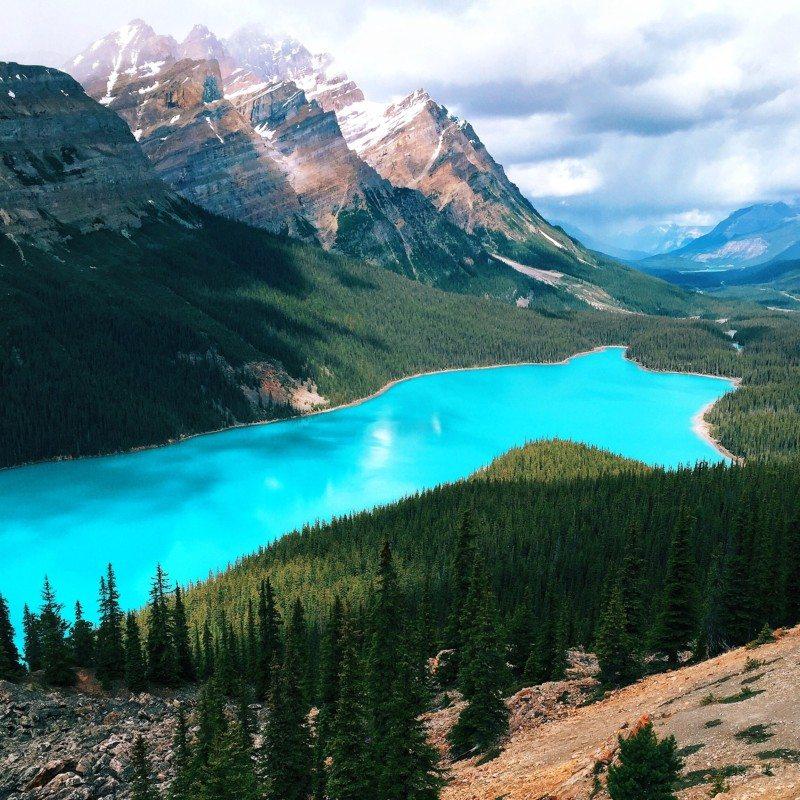 lagos no canadá Foto: Brian Baldrati | Como tirar o visto para o Canadá