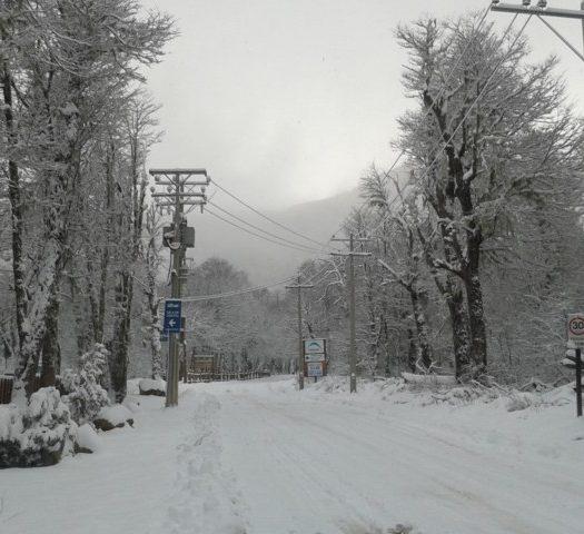 ski no chile nevadas de chillan Foto: Dayana Souza