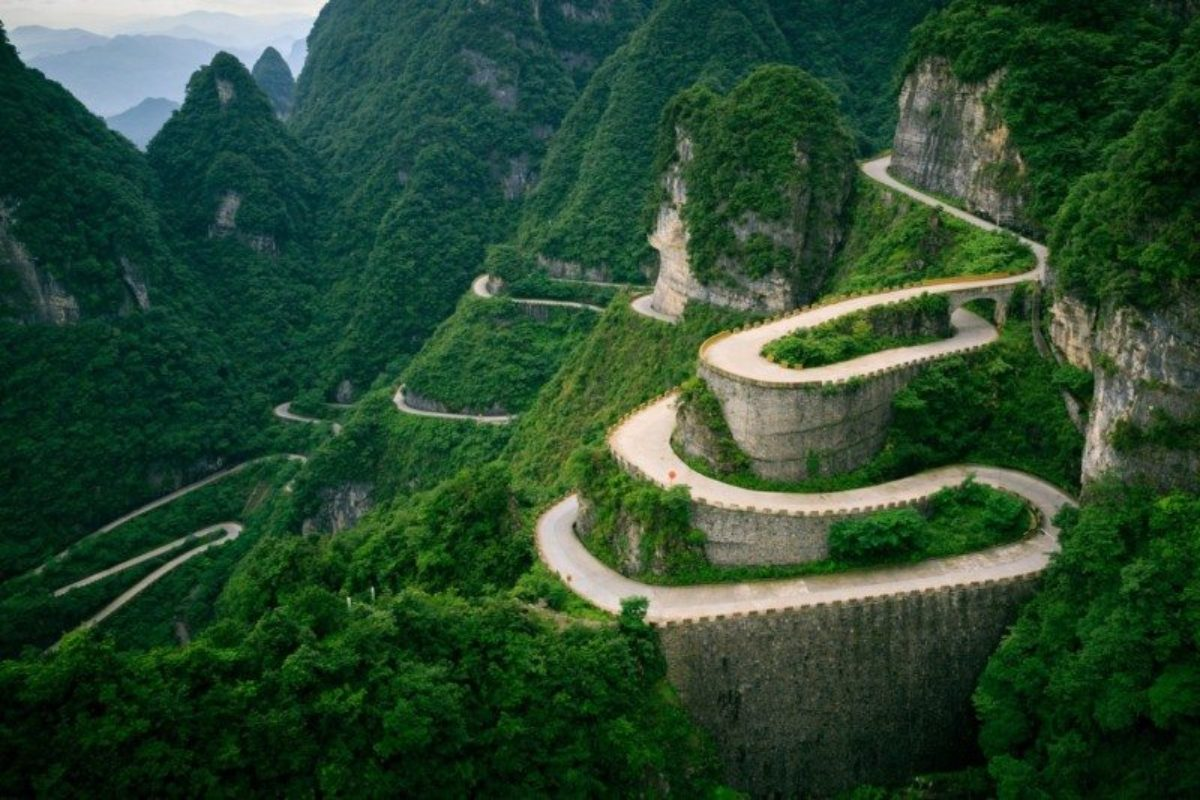 As Estradas mais perigosas do mundo e mais belas também - Dicas de ...