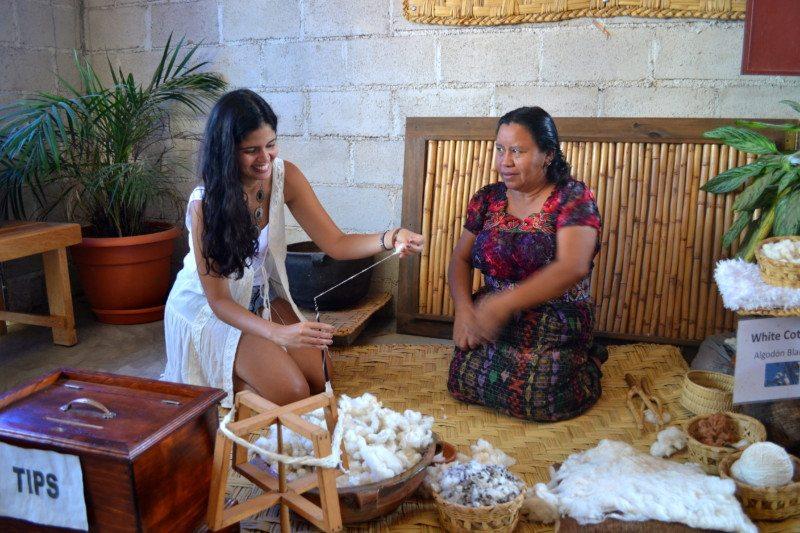 onde se hospedar no lado de atitlan hotel casa palopo guatemala Foto: Clarissa Moliterno