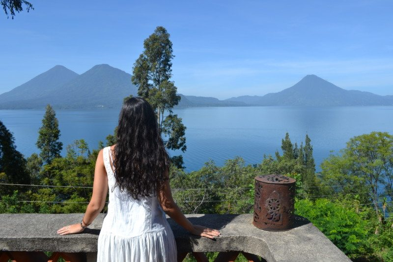onde se hospedar no lago de atitlan guatemala Foto: Clarissa Moliterno