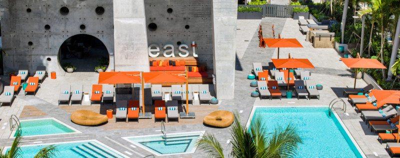onde ficar em miami hotel east miami