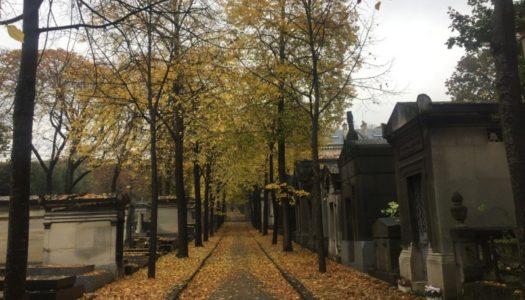 Conheça a beleza dos cemitérios parisienses