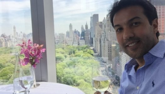 Conheça o restaurante Asiate em Nova York