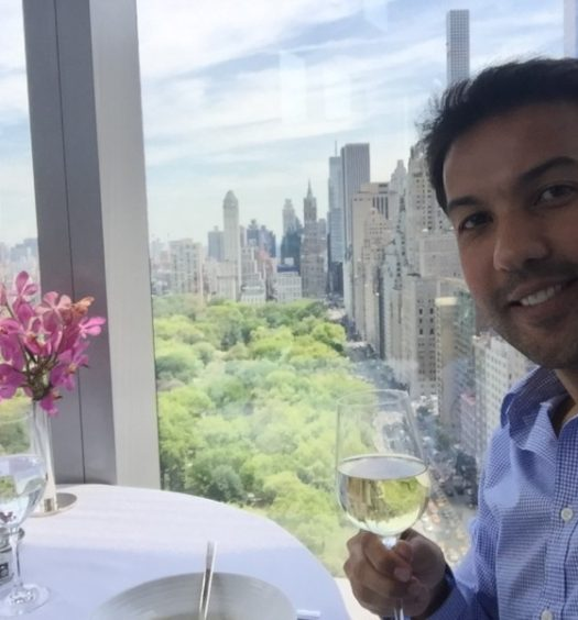restaurante asiate mandarin oriental nova york
