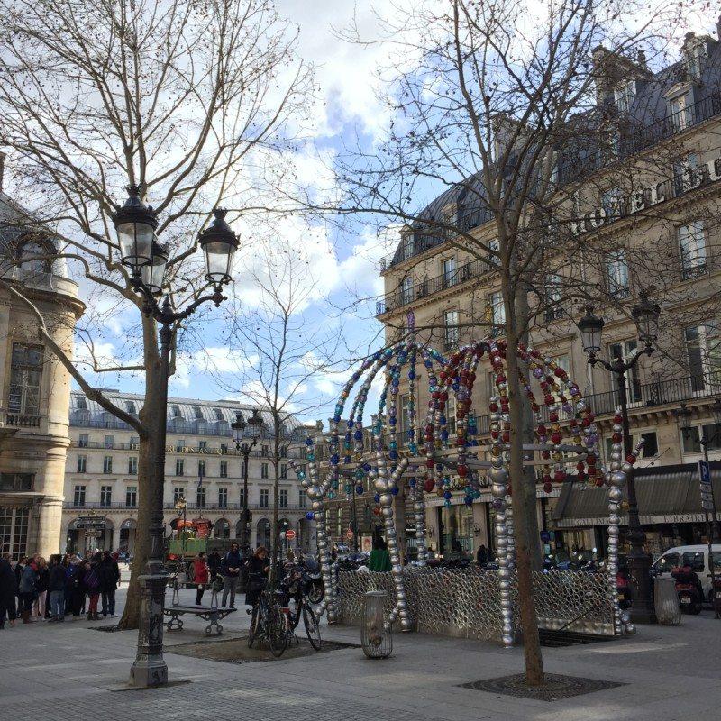 como se locomover em paris Foto: Barbara Tigre