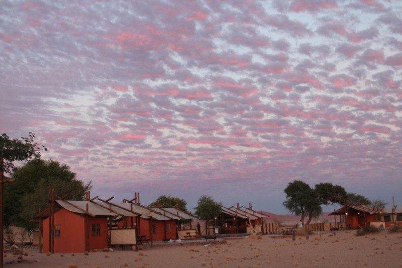 turismo na namibia Foto: Dayana Souza