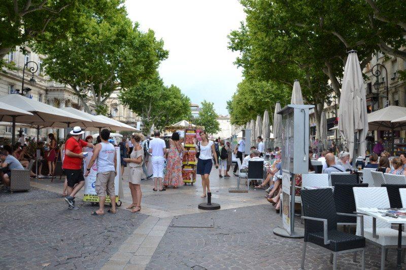 o que fazer em avignon na França Foto: Diego Imai
