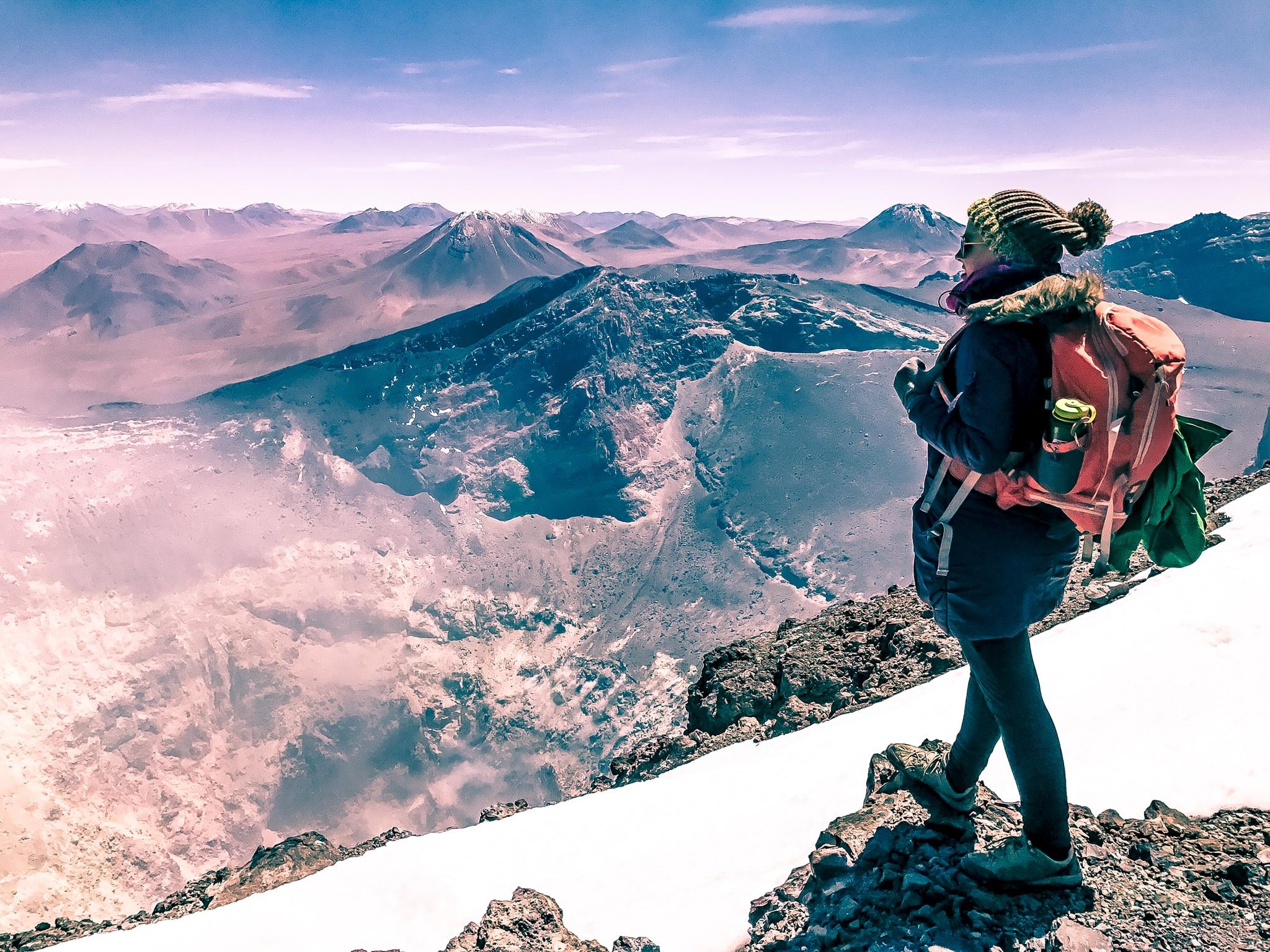 como subir o lascar Foto: Patricia Schussel
