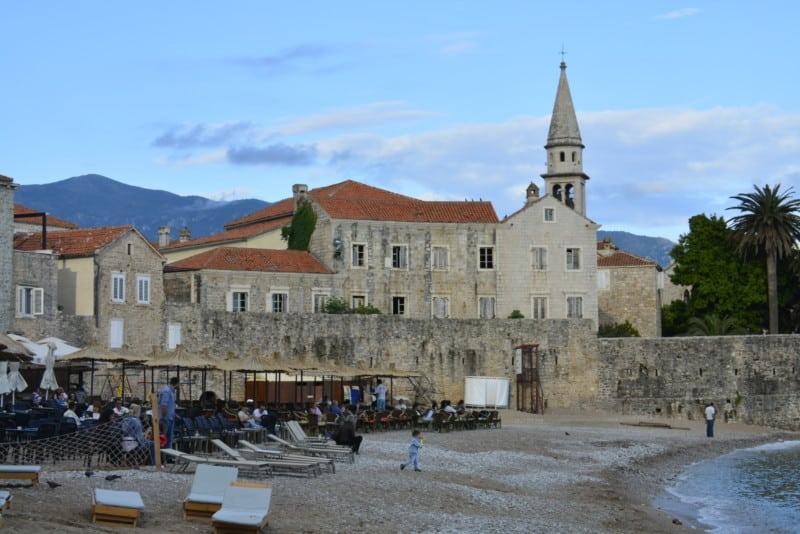Budva, a cidade que lançou Montenegro no mapa.
