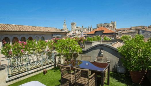 Onde ficar em Avignon na Provença: Hotel D'europe