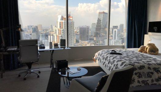 Onde Ficar em Bangkok – W Hotel