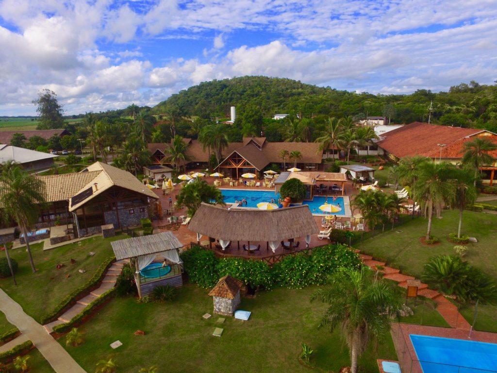 Zagaia Eco Resort em Bonito