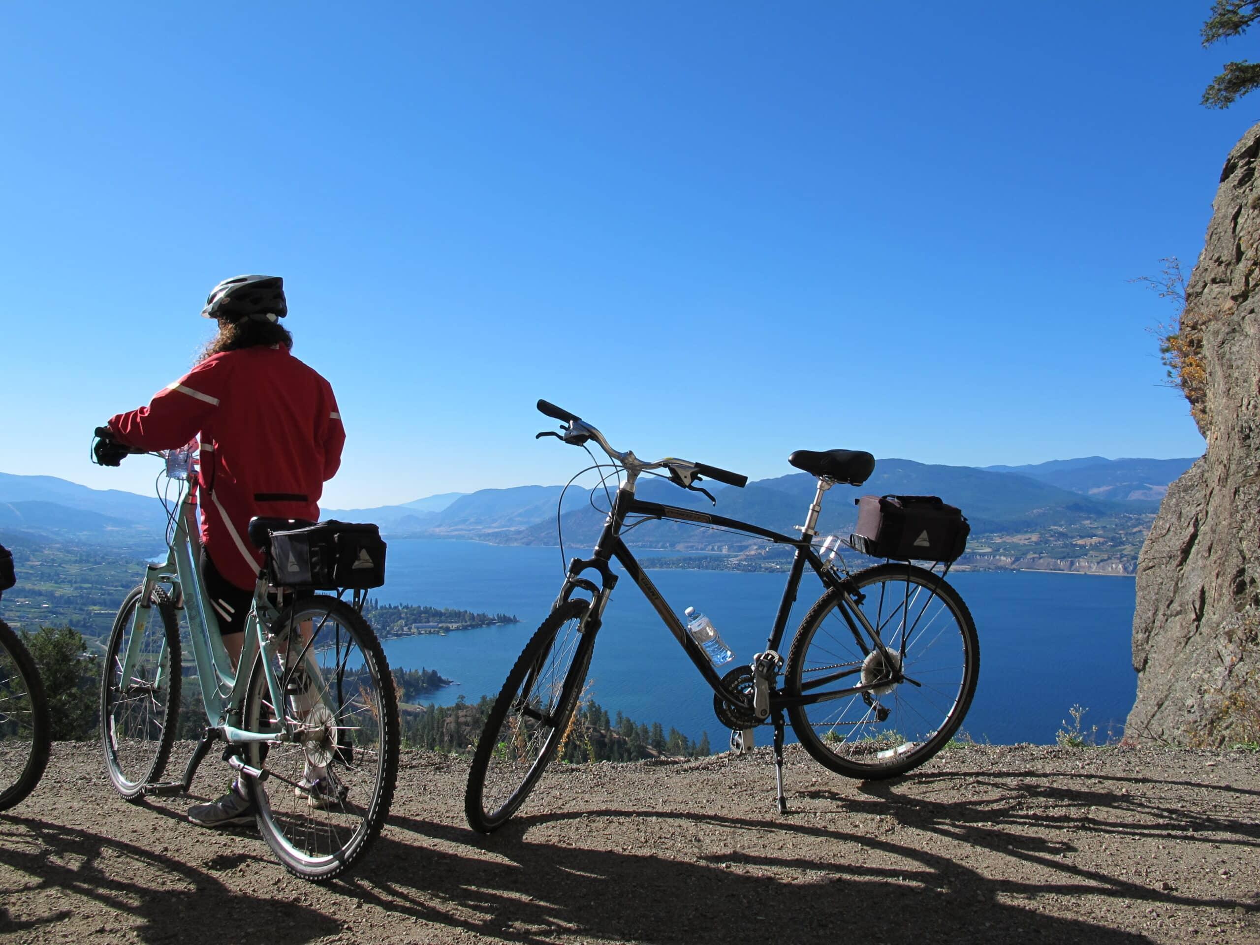 Bike Tour em Penticton