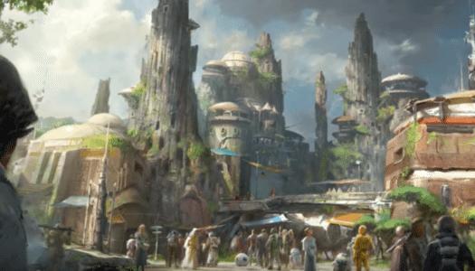 Como será o Parque do Star Wars, em Orlando