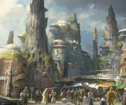 Parque do Star Wars: Disney mostra detalhes de como será a Star Wars Land, em Orlando | Mochilando