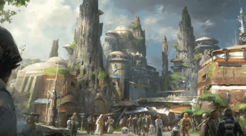 Parque do Star Wars: Disney mostra detalhes de como será a Star Wars Land, em Orlando   Mochilando