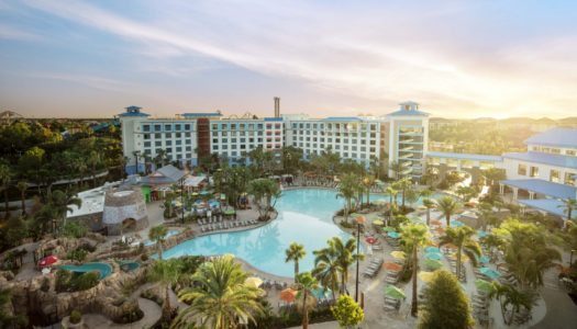 Onde ficar em Orlando – Loews Sapphire Falls Resort