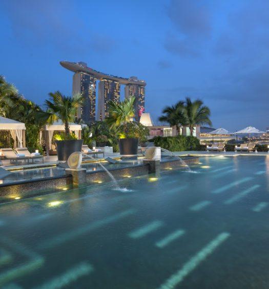 onde ficar em singapura mandarin oriental Foto: Luis Felipe