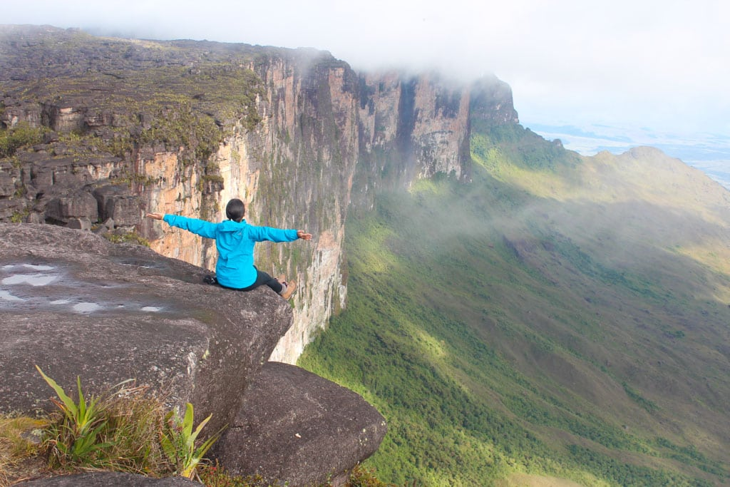 Admirável Monte Roraima