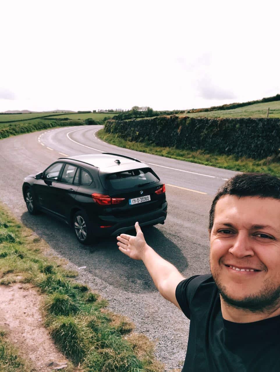 como alugar um carro na irlanda Foto: Flavio Antunes