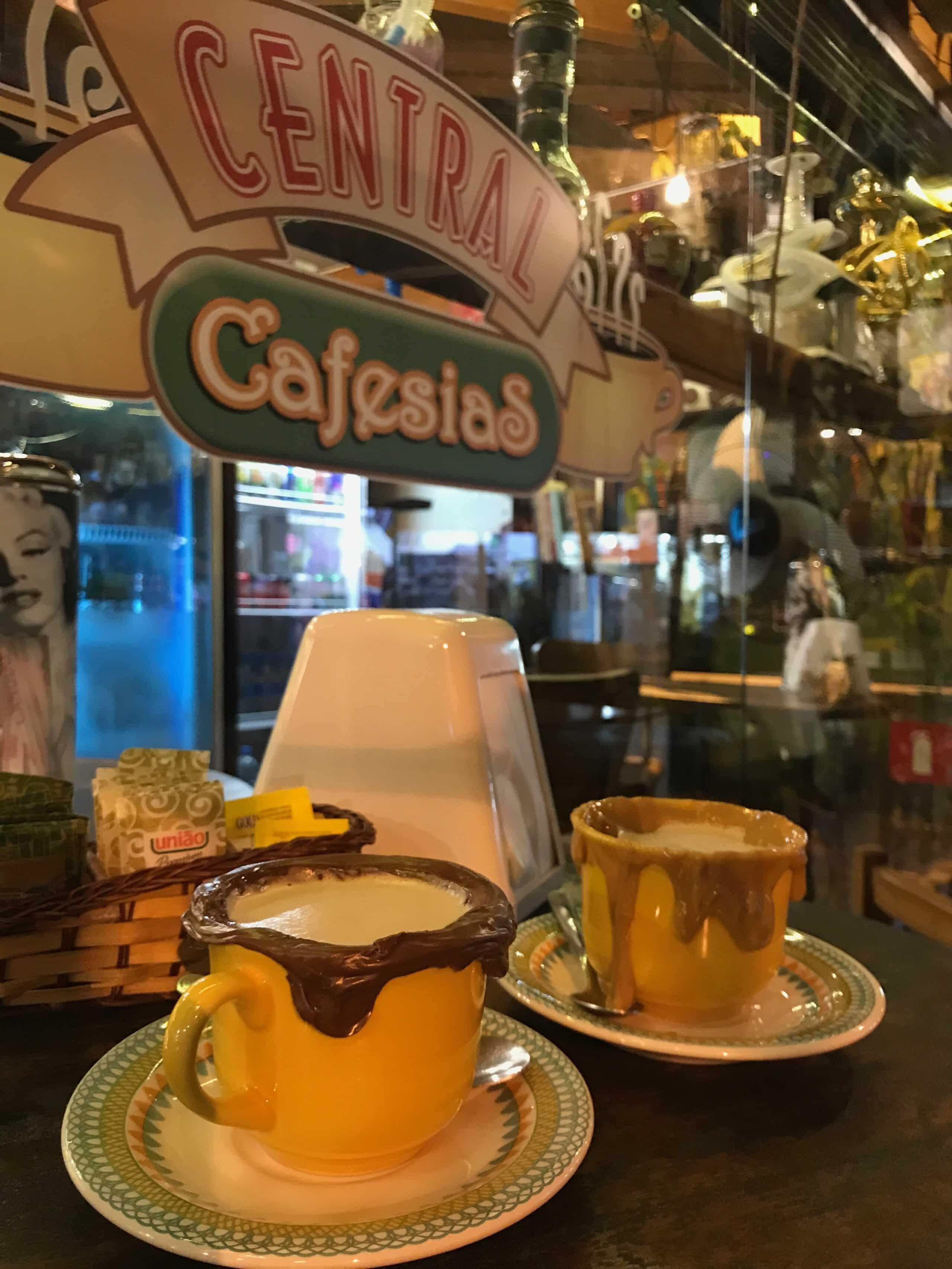 central cafesias em maresias