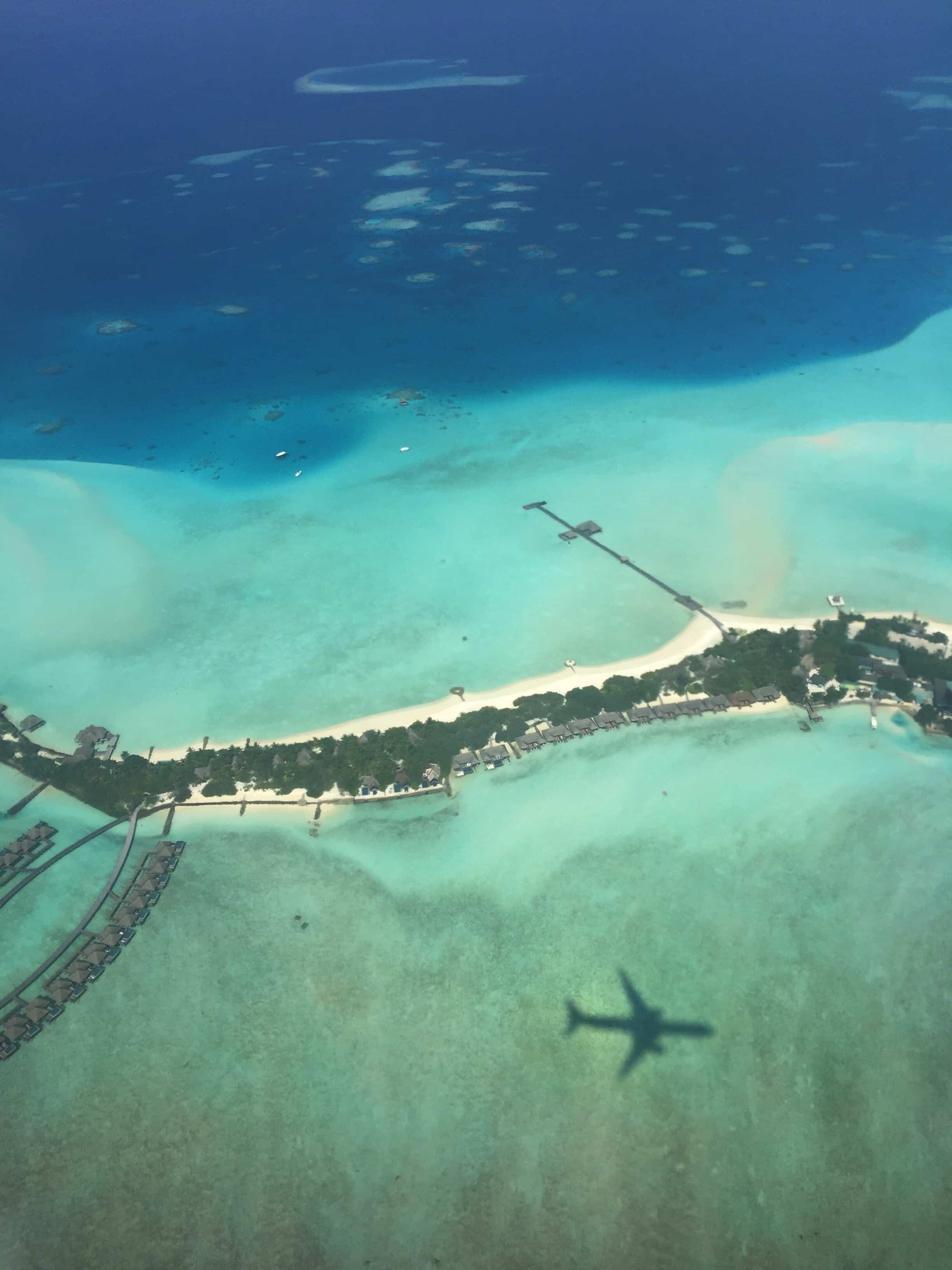Shangri-La Maldivas, onde se hospedar