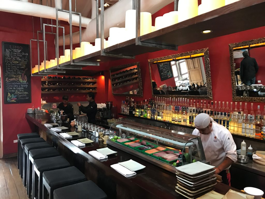 Restaurante Limo