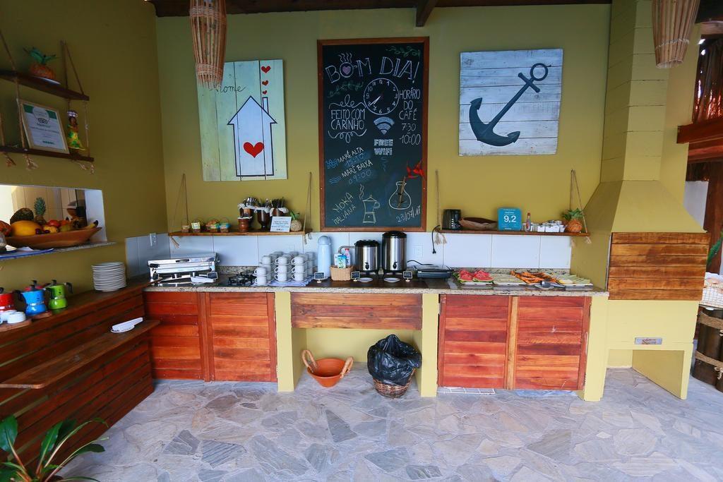 Hotel na Praia do Mutá no sul da Bahia