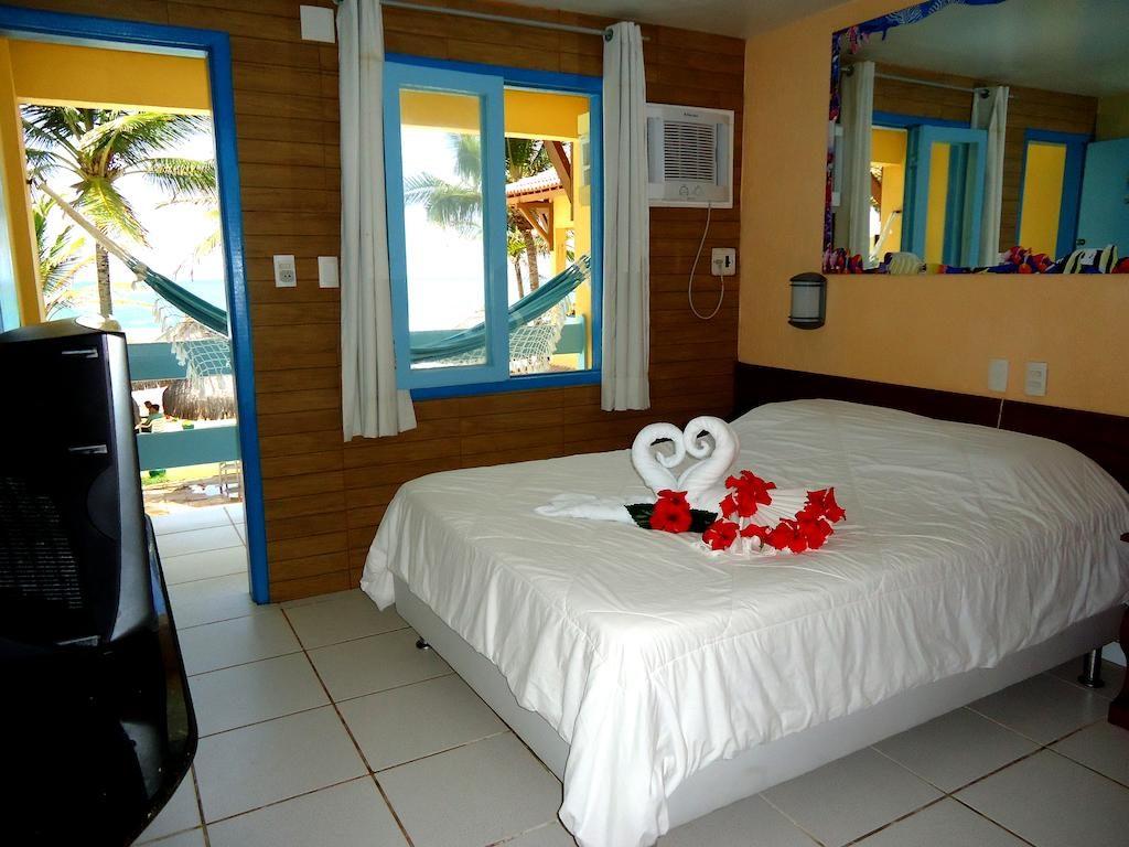 quarto do Beira Mar Porto de Galinhas Hotel